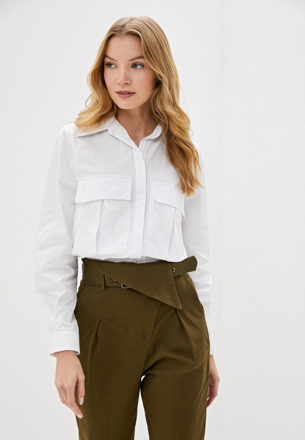 женская блузка dali, белая