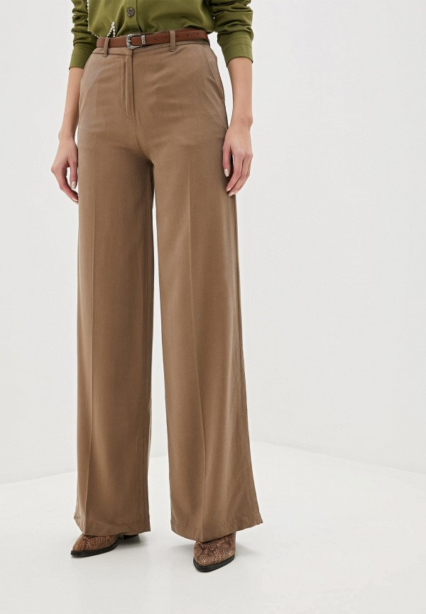 женские брюки dali, бежевые