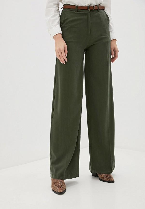женские брюки dali, зеленые