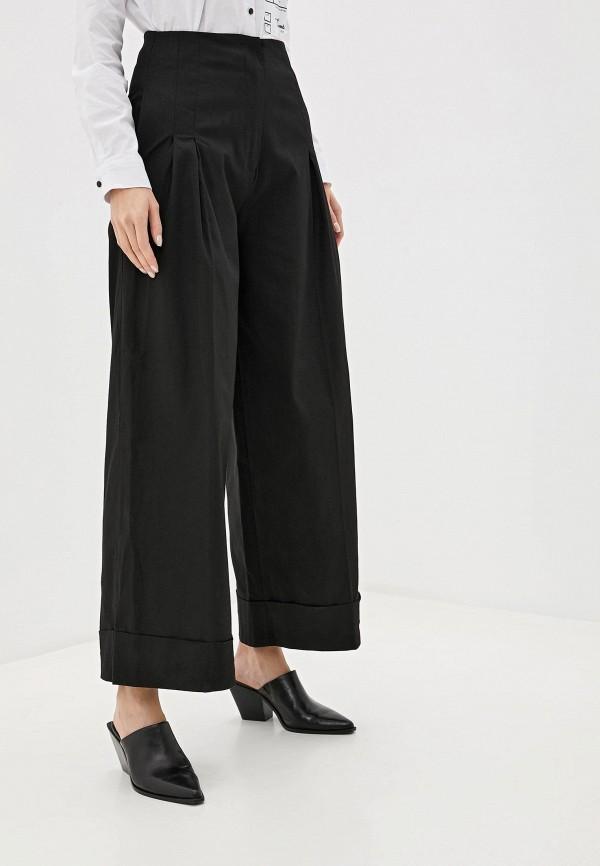 женские брюки dali, черные
