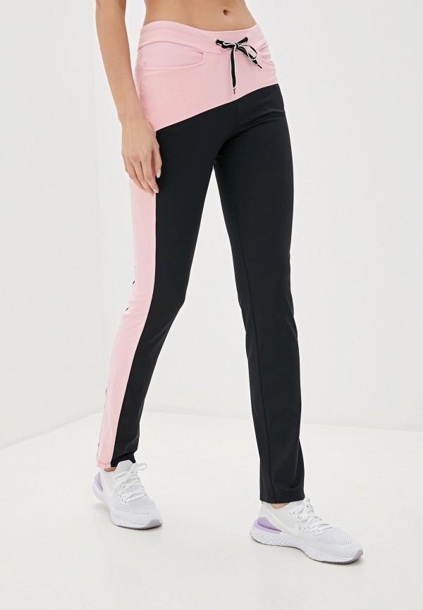 женские спортивные брюки dali, розовые
