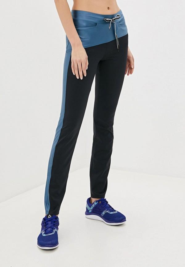 женские спортивные брюки dali, бирюзовые