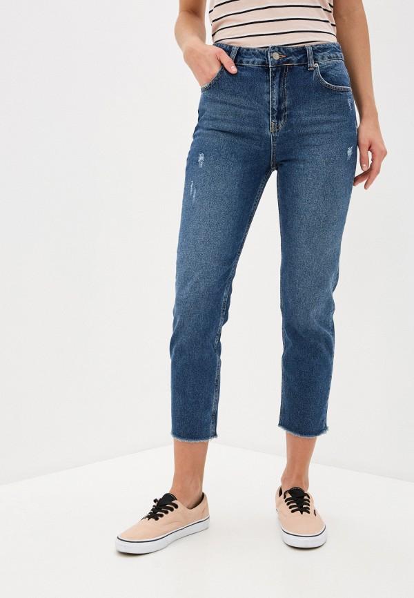 женские джинсы скинни dali, синие