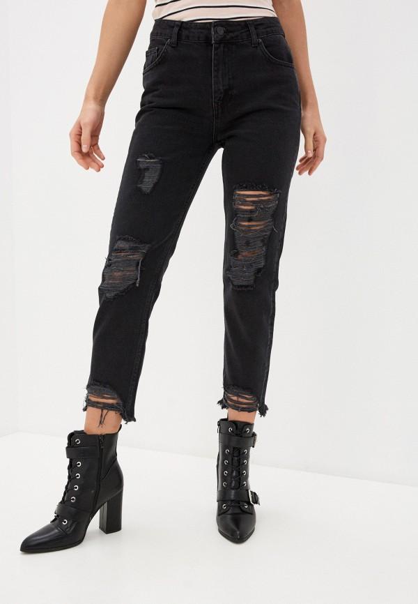 женские джинсы скинни dali, черные