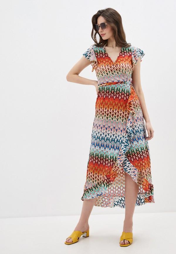 женская туника dali, разноцветная