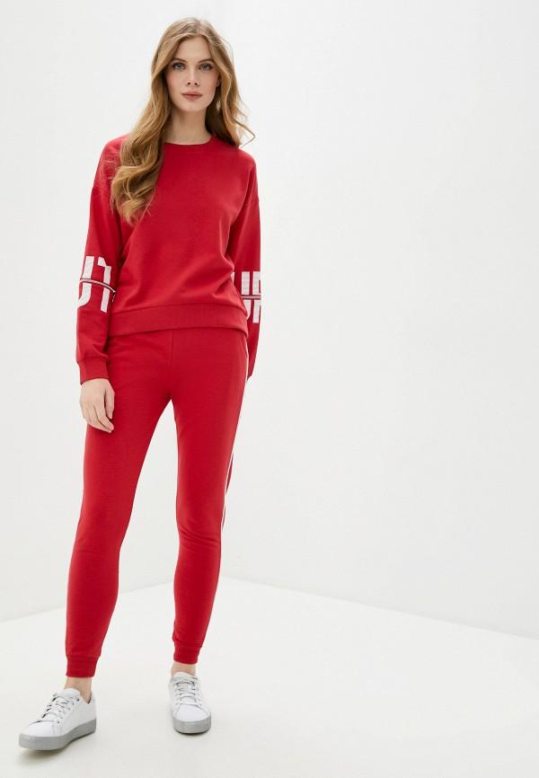 женский спортивный костюм dali, красный
