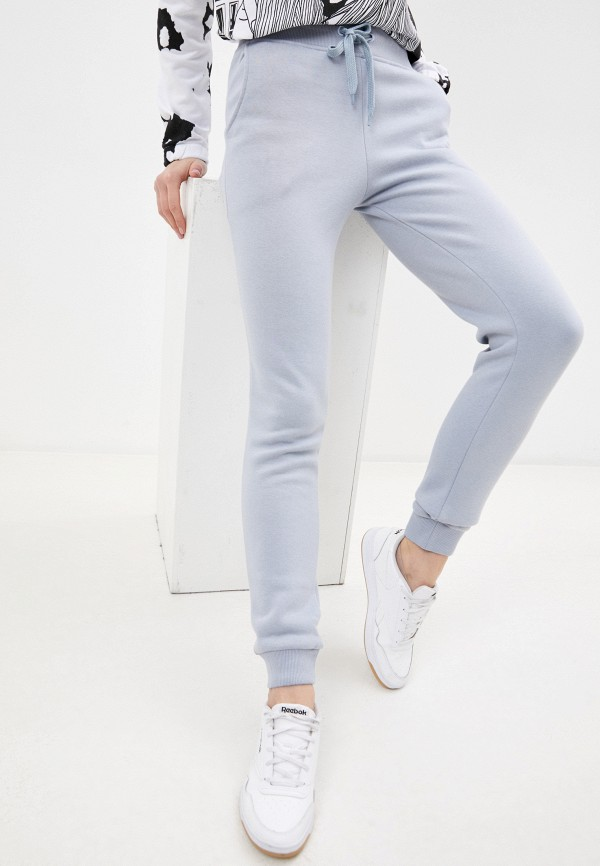 женские спортивные брюки dali, голубые