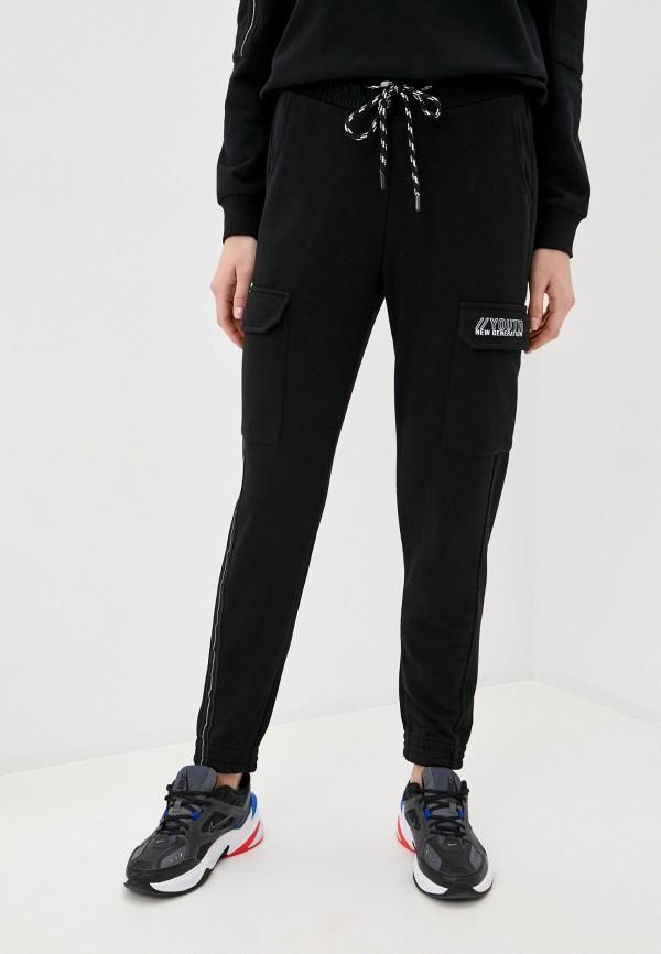 женские спортивные брюки dali, черные