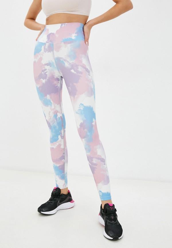 женские спортивные леггинсы dali, разноцветные