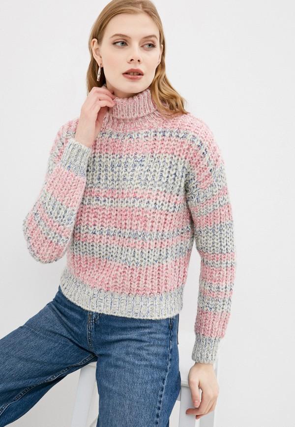 женский свитер dali, розовый