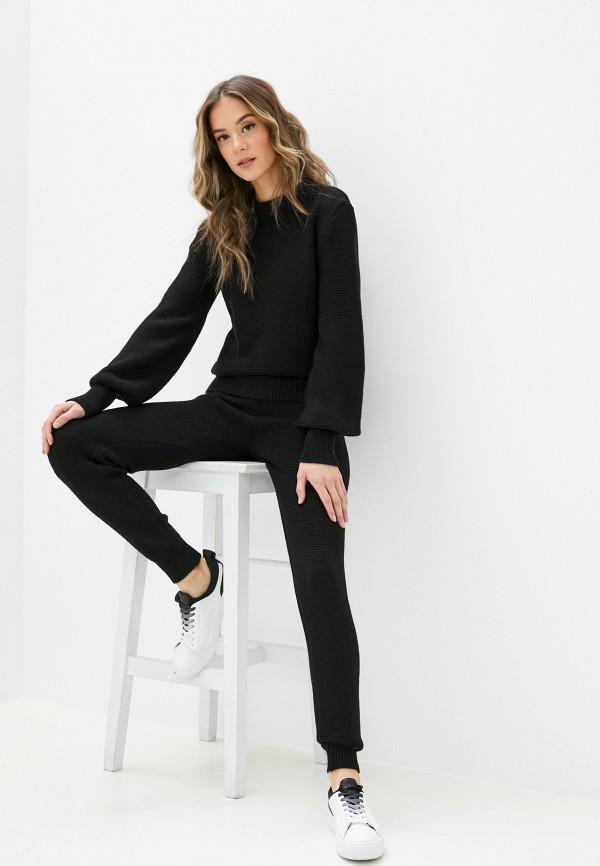 женский костюм dali, черный
