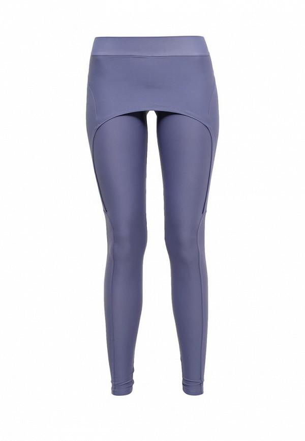 женские спортивные леггинсы dali, фиолетовые