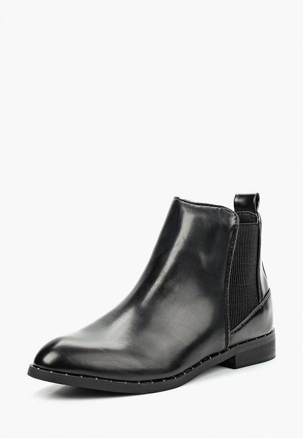 Ботинки Dazawa, DA013AWYFB28, черный, Осень-зима 2017/2018  - купить со скидкой