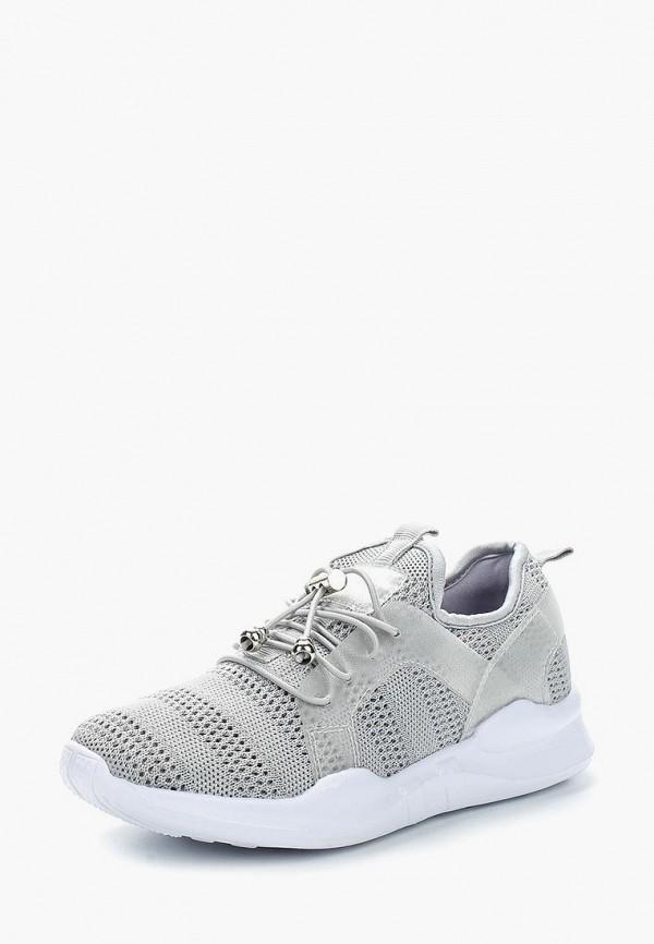 Купить женские кроссовки Damerose серого цвета