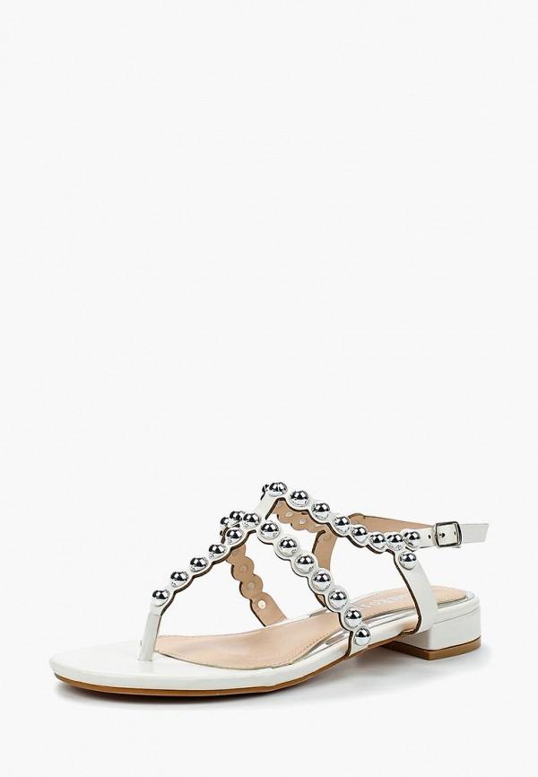 женские сандалии damerose, белые