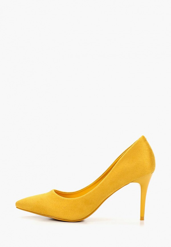 женские туфли damerose, желтые