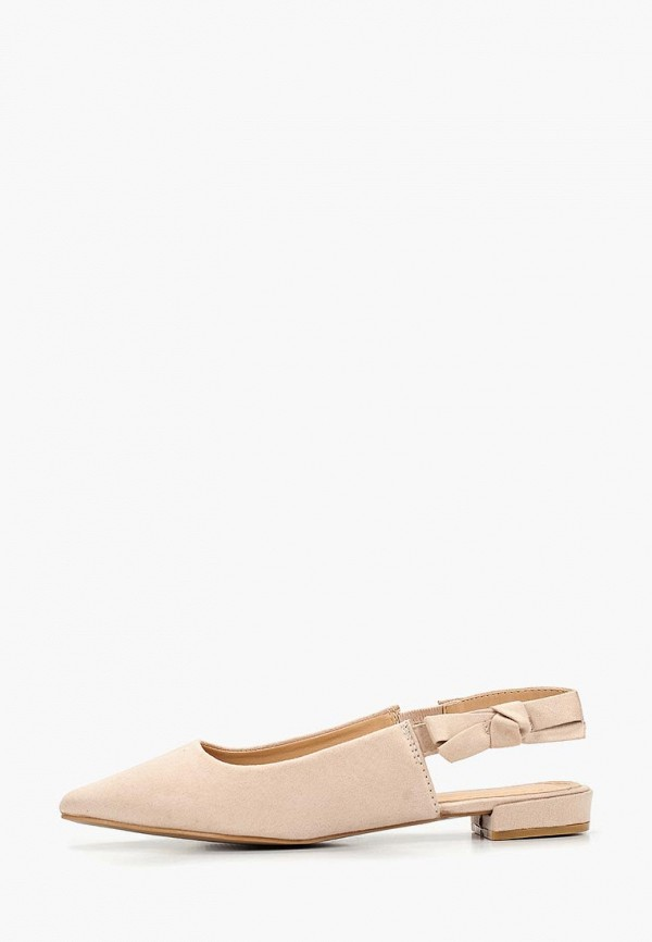 Туфли с открытой пяткой Damerose