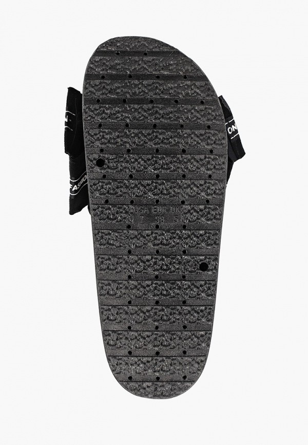 Фото 5 - женские сабо Damerose черного цвета