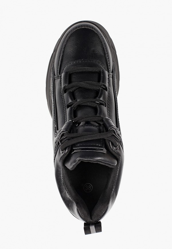 Фото 4 - женские кроссовки Damerose черного цвета