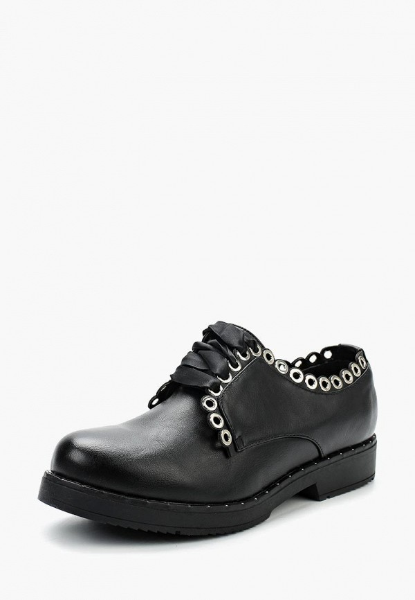 Купить Ботинки Damerose, da016awxjz62, черный, Осень-зима 2017/2018