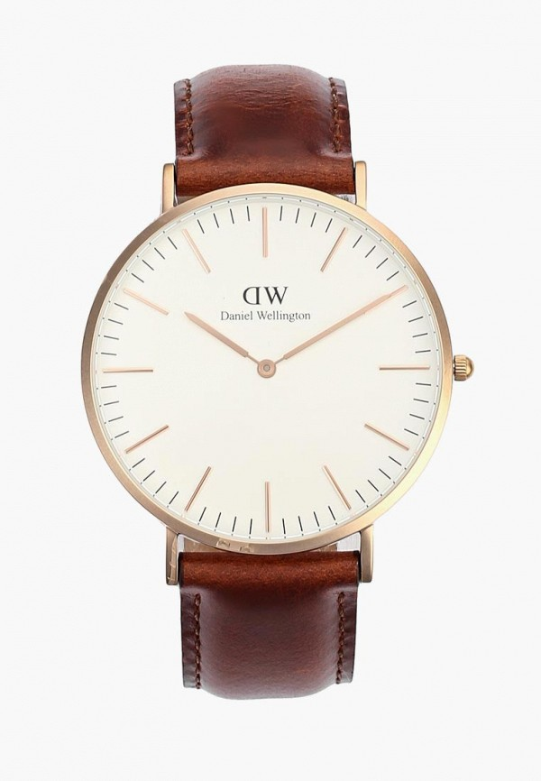 Часы Daniel Wellington Daniel Wellington DA022DUSAO28 декоративные часы wellington an3657