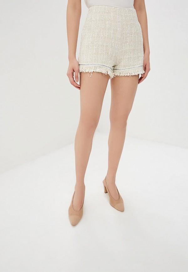 женские повседневные шорты danity, белые