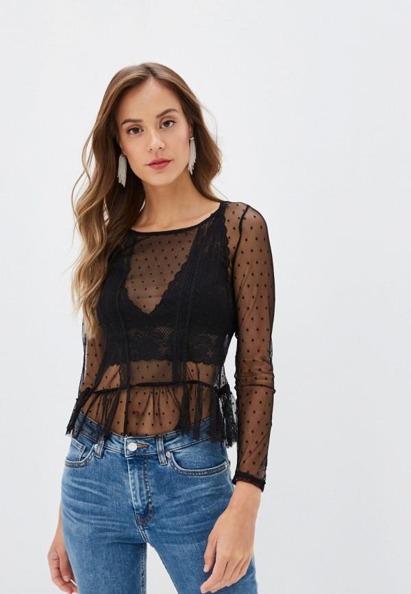 Купить Блузу Danity черного цвета