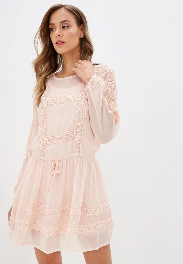 Купить Платье Danity розового цвета