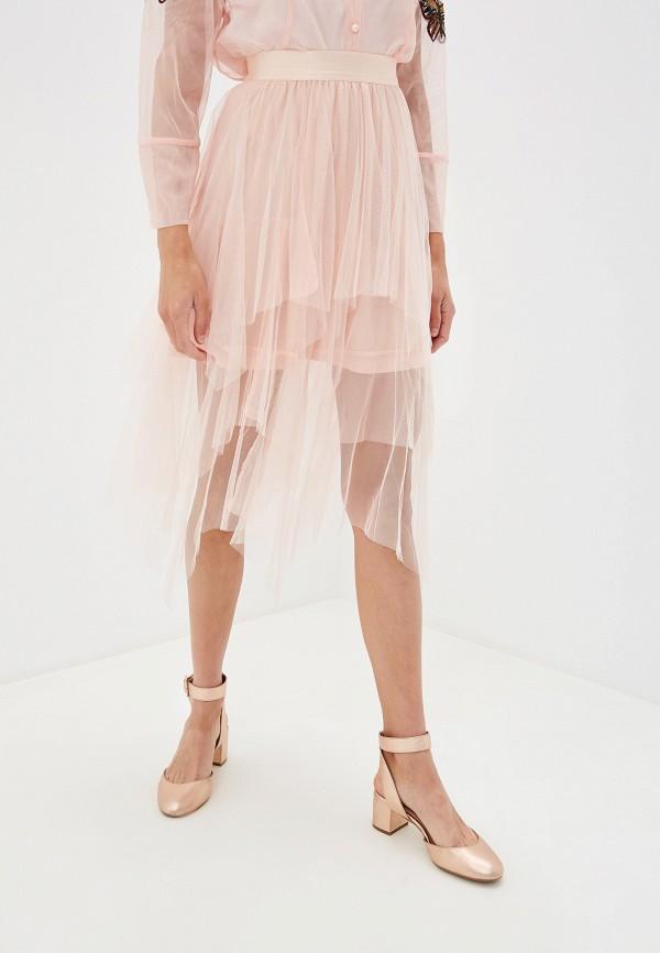 Купить Юбку Danity розового цвета