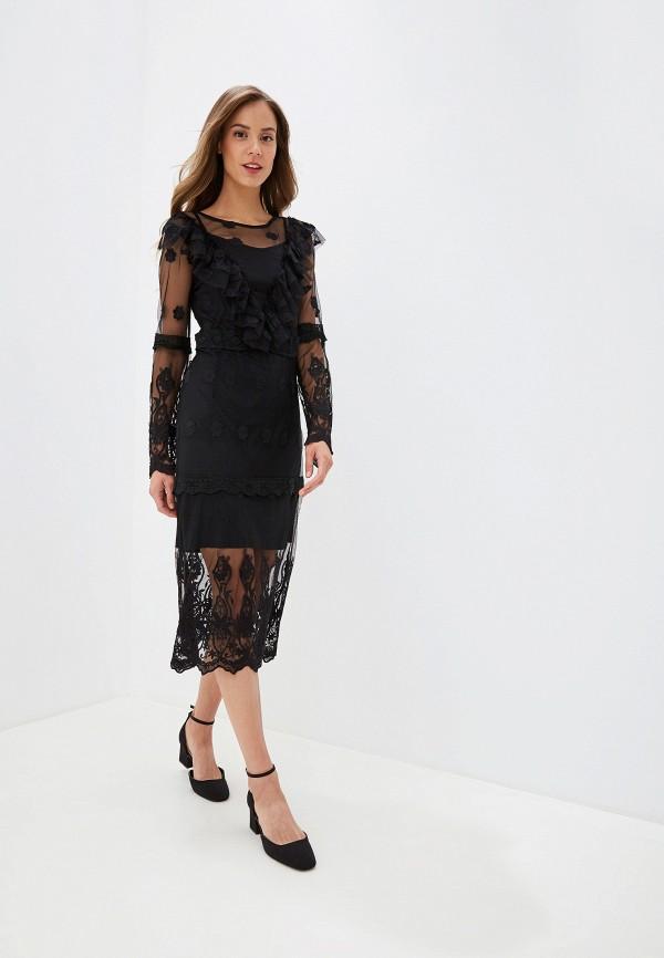 Купить Платье Danity черного цвета