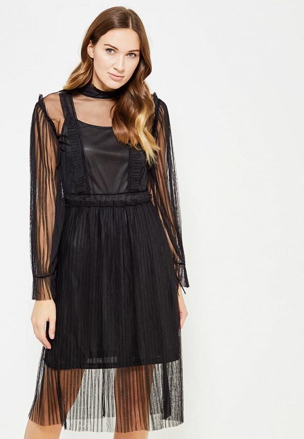 Купить Платье Danity, DA023EWXTI45, черный, Весна-лето 2018