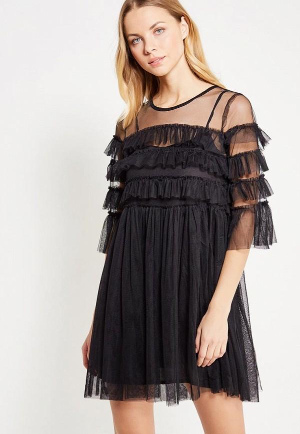 Купить Платье Danity, DA023EWXTI50, черный, Весна-лето 2018