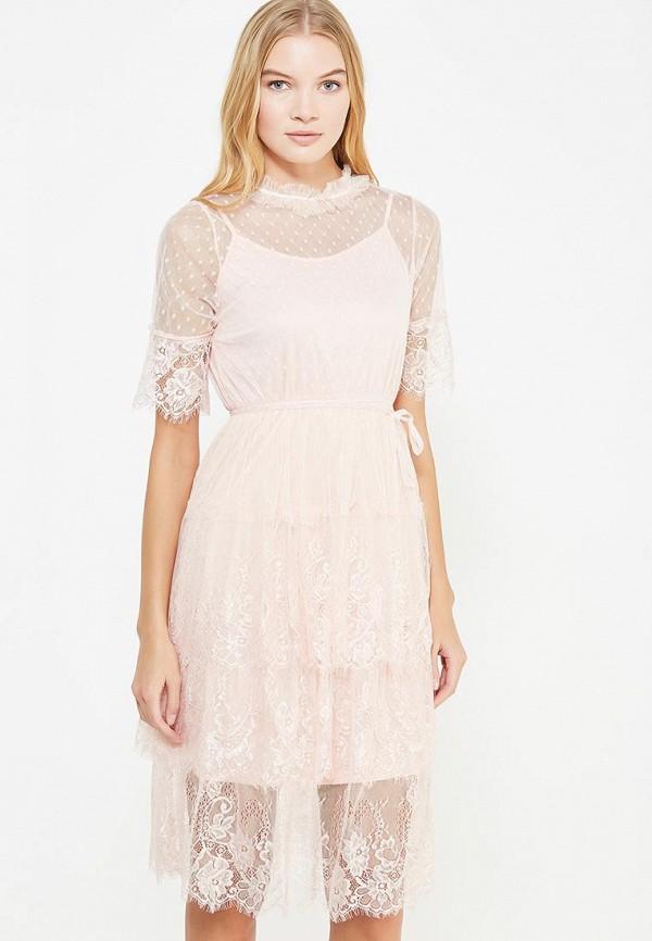 Купить Платье Danity, DA023EWXTI59, розовый, Весна-лето 2018