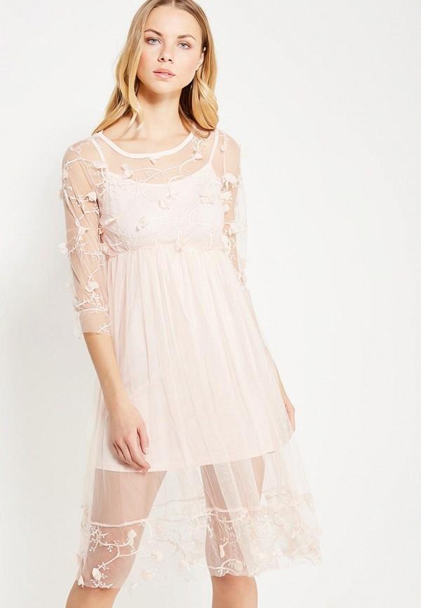 Купить Платье Danity, DA023EWXTI67, розовый, Весна-лето 2018