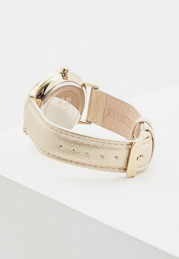 Фото 2 - Женские часы Daisy Dixon золотого цвета