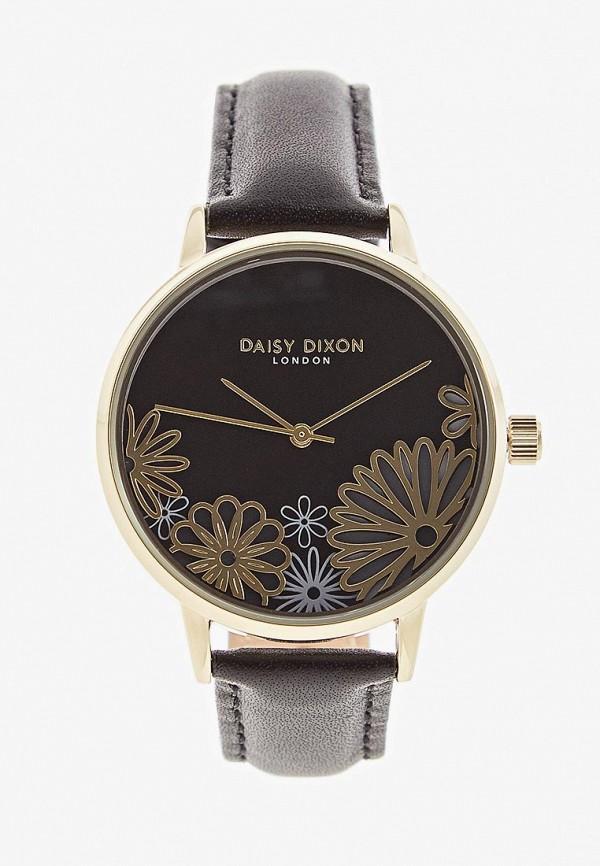 женские часы daisy dixon, черные