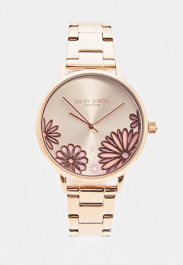 женские часы daisy dixon, золотые