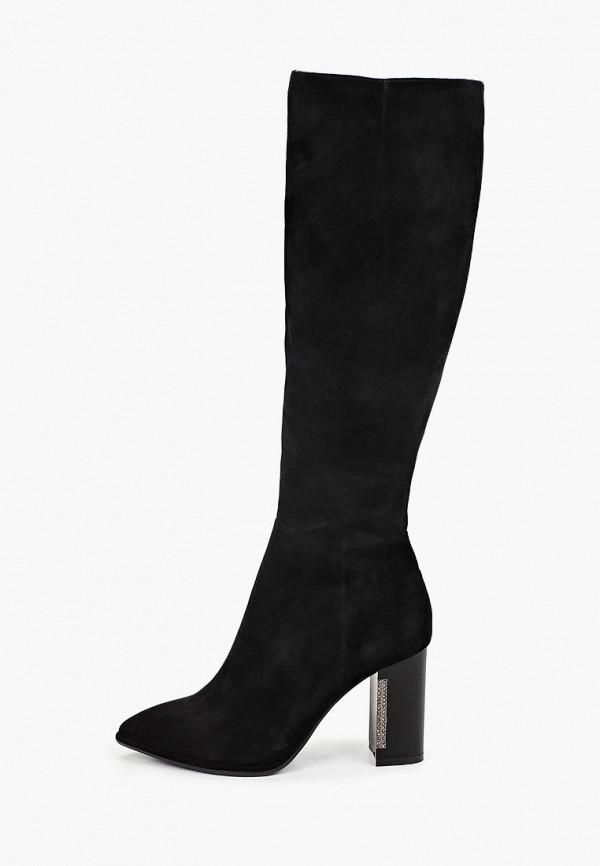женские сапоги dansanti, черные