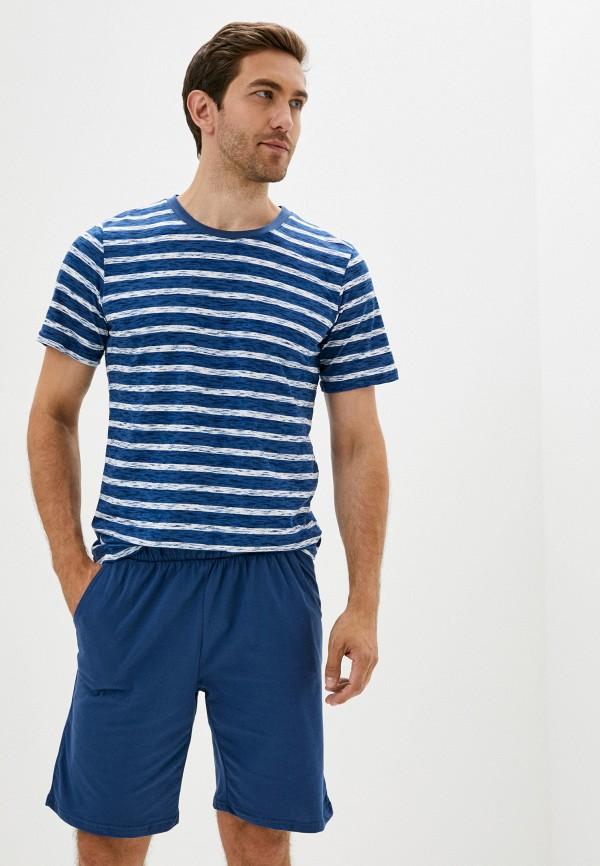 мужской костюм dansanti, синий