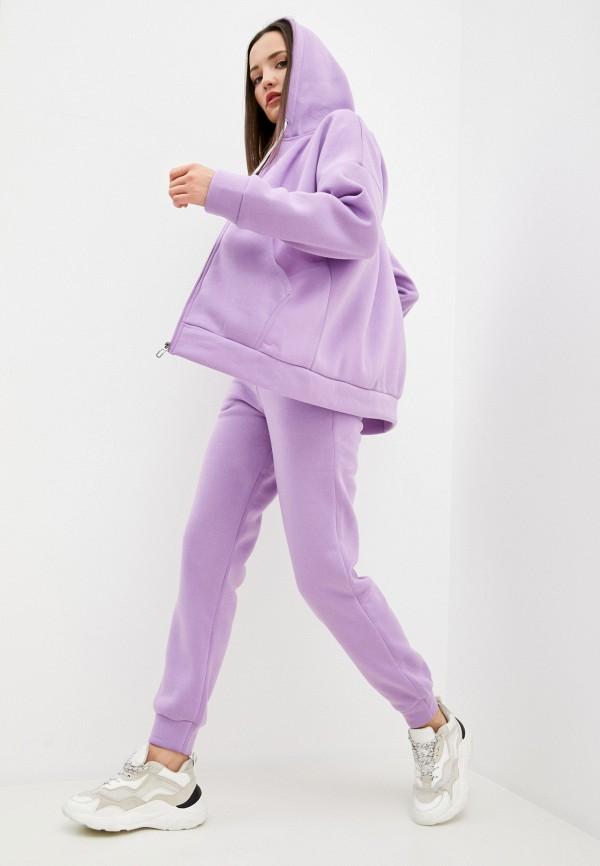 женский спортивный костюм dansanti, фиолетовый