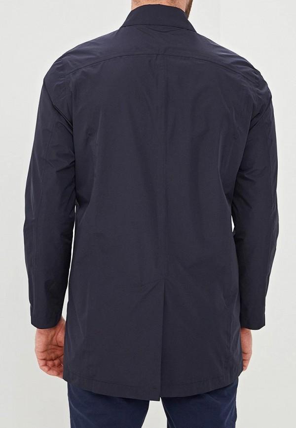 Фото 3 - мужское пальто или плащ Daniel Hechter синего цвета