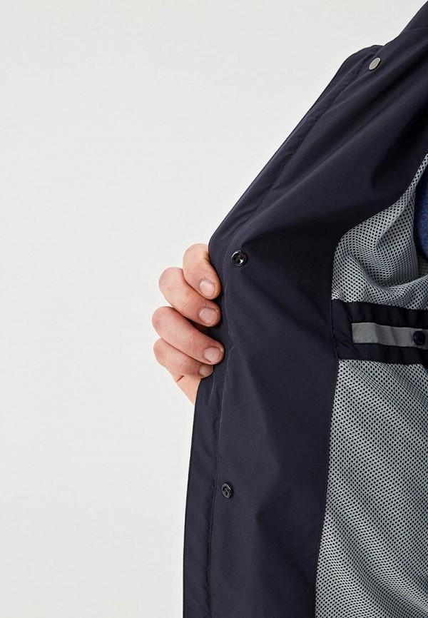 Фото 4 - мужское пальто или плащ Daniel Hechter синего цвета