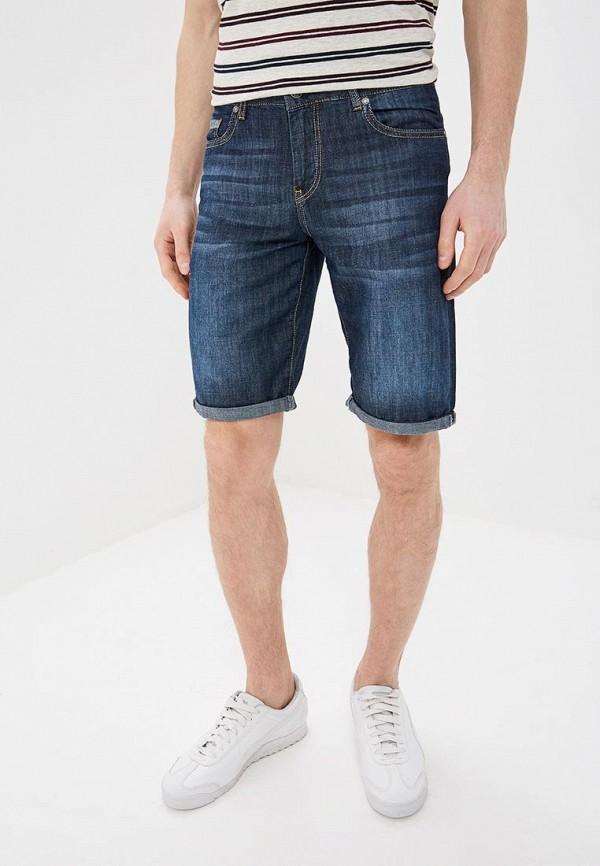 мужские джинсовые шорты daniel hechter, синие