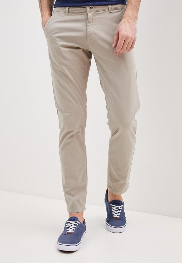 мужские повседневные брюки daniel hechter, серые