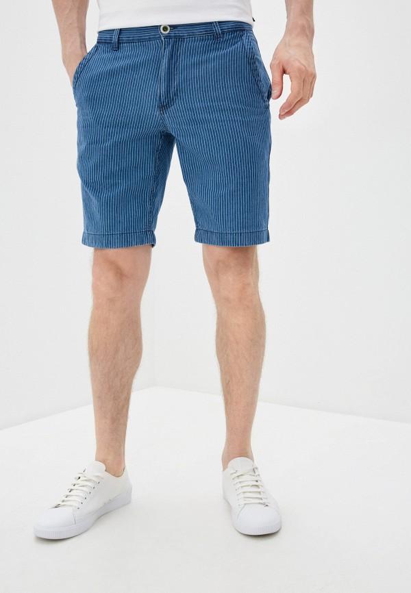 мужские повседневные шорты daniel hechter, синие