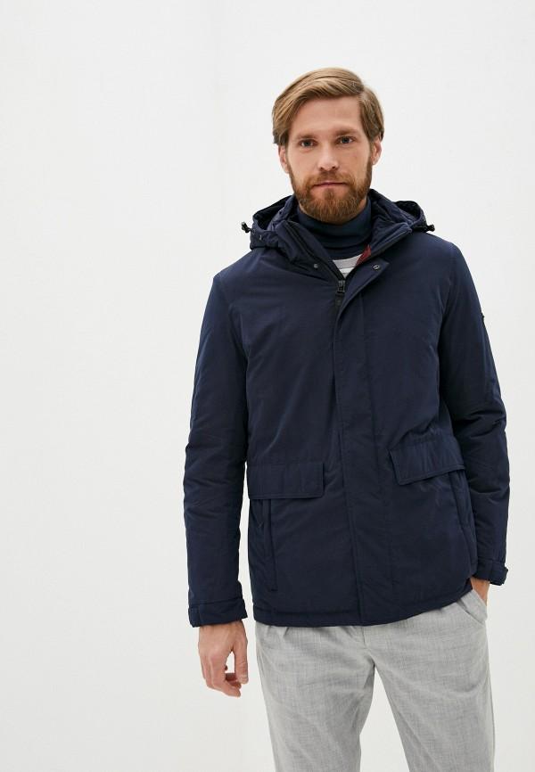 мужская куртка daniel hechter, синяя