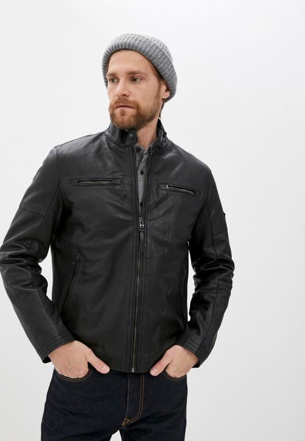 мужская куртка daniel hechter, черная