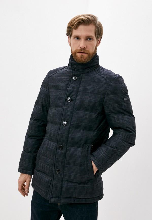 мужская куртка daniel hechter, серая