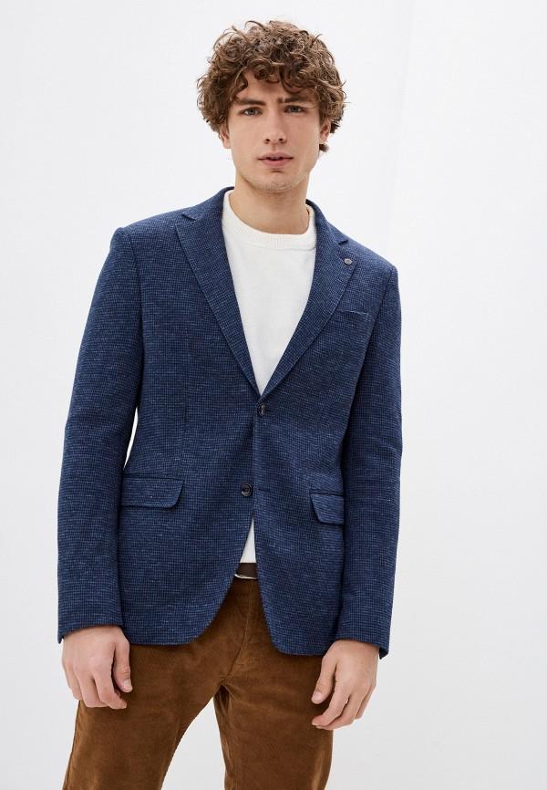 мужской пиджак daniel hechter, синий