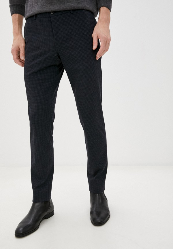 мужские прямые брюки daniel hechter, синие